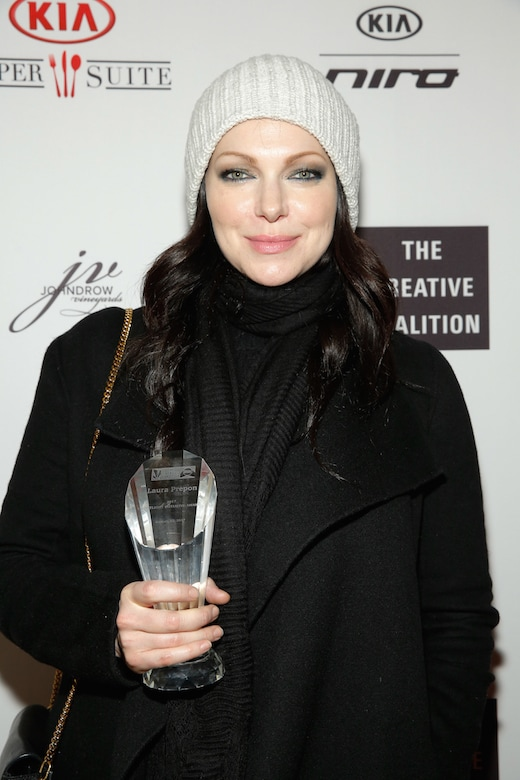 Laura Prepon Award
