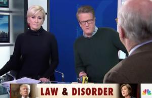 Law and Disorder Morning Joe