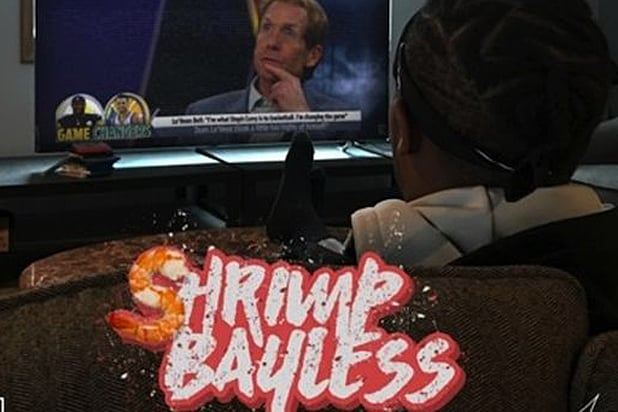 Le'Veon Bell Skip Bayless