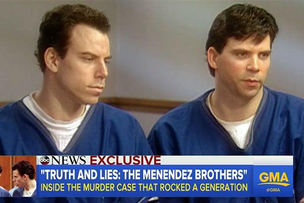 menendez brothers Amazoncom: mugshots: menendez brothers - blood brothers (amazoncom exclusive): ellen goosenberg kent, john parsons peditto: movies & tv.