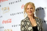 Nicole Kidman Gold Meets Golden