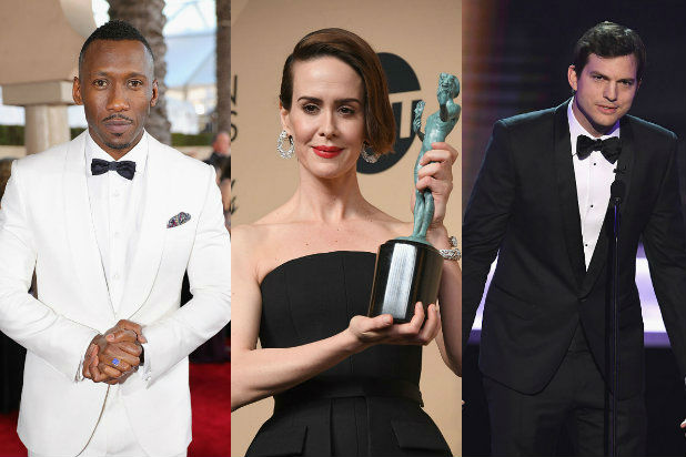 SAG Awards Acceptance Speeches Trump