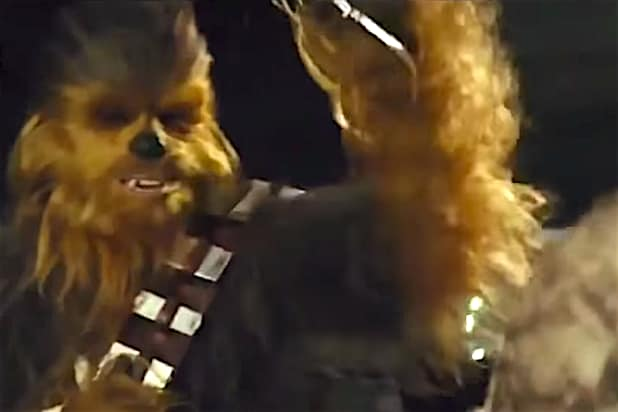 Chewbacca Rips an Arm Off in 'Star Wars: The Force Awakens' Deleted Scene