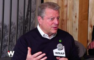 Al Gore Sundance Film Festival TheWrap