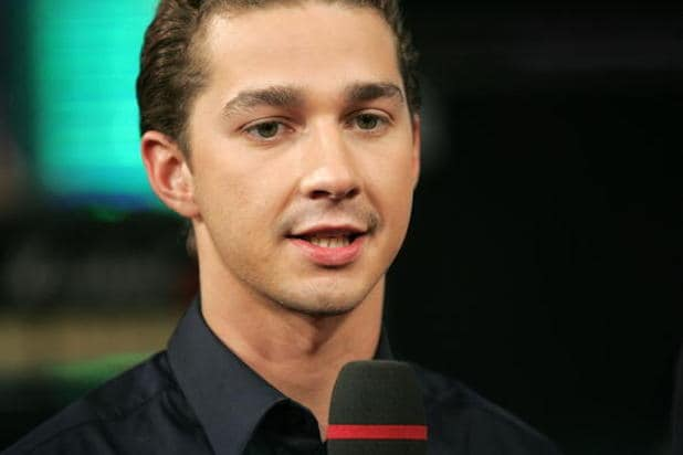 MTV TRL Presents Shia LaBeouf And Plain White T's