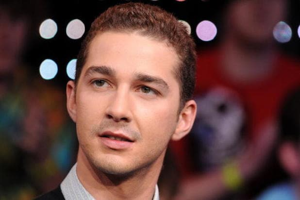 MTV TRL Presents Harrison Ford And Shia LeBeouf