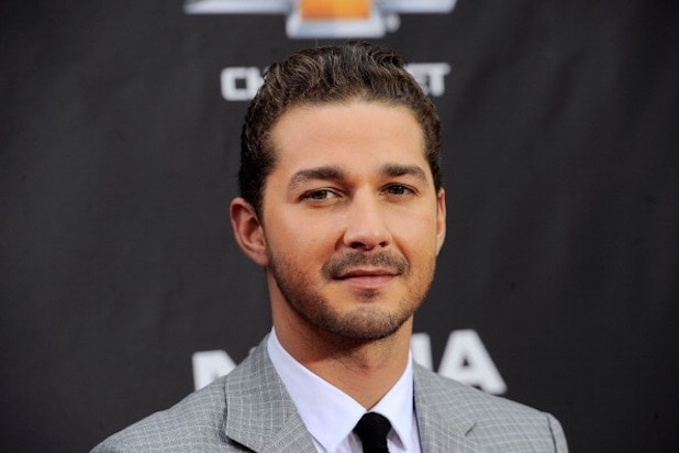 """Transformers: Dark Of The Moon"" New York Premiere - Shia LaBeouf"