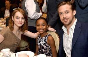 Emma Stone Saniyya Sidney Ryan Gosling