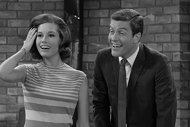The Dick Van Dyke Show Mary Tyler Moore