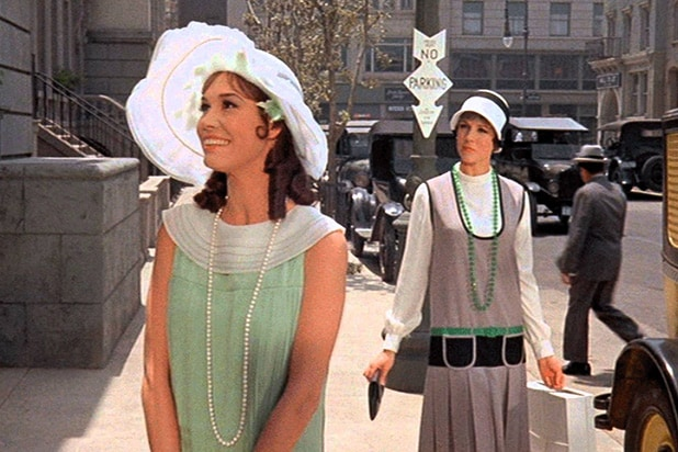 Throroughly Modern Millie Mary Tyler Moore
