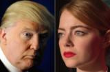 Donald Trump Emma Stone