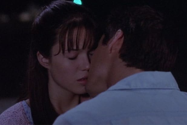 walk to remember kiss