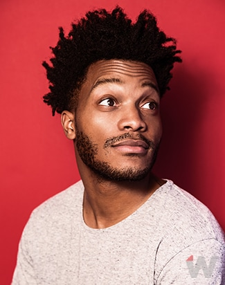 Jermaine Fowler, Superior Donuts