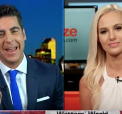 Tomi on Watters' World