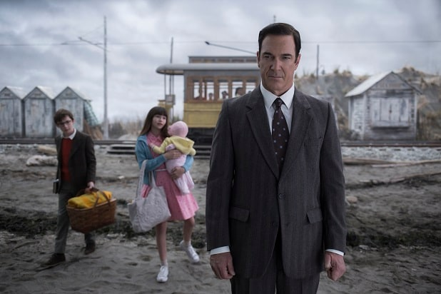 Lemony Snicket's A Series of Unfortunate Events netflix