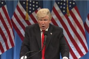alec baldwin donald trump snl saturday night live press conference