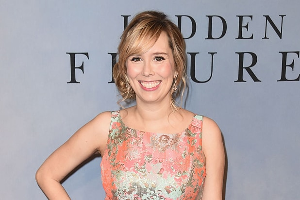 Allison Schroeder Hidden Figures