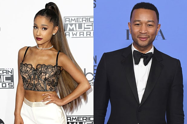 Beauty and the Beast Ariana Grande John Legend