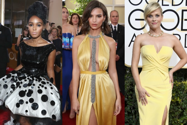 best worst dressed 2016 golden globe awards globes