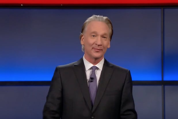 bill maher real time premiere video