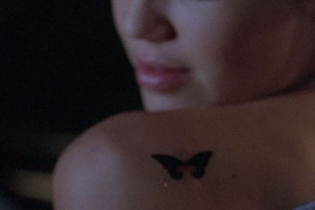 butterfly tattoo walk to remember