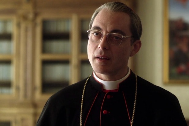 cardinal assante young pope hbo