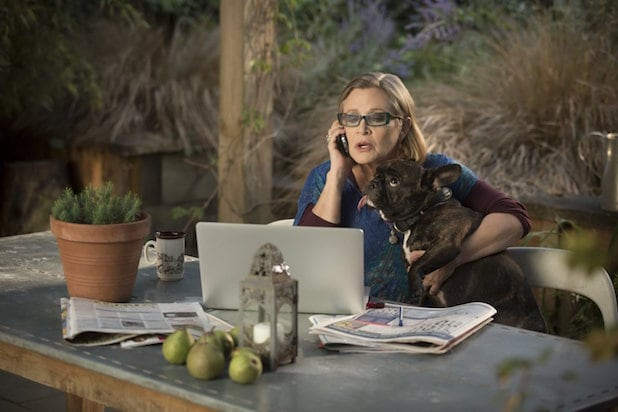 Carrie Fisher gets posthumous Emmy nomination for 'Catastrophe'
