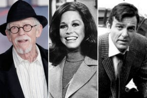 hollywood's notable deaths john hurt, mary tyler moore, mike connors