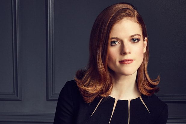The Good Fight Rose Leslie