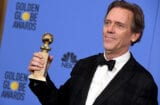 Hugh Laurie Golden Globes