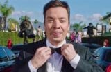 jimmy fallon golden globes la la land