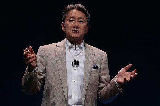 Kaz Hirai Sony