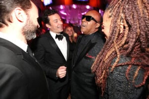 Jimmy Fallon Stevie Wonder