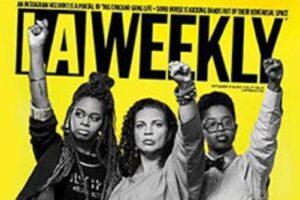 la weekly cover