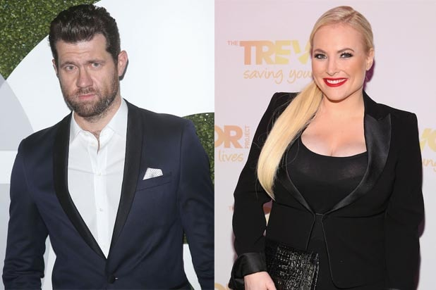 Billy Eichner Calls Meghan McCain a 'F---ing Moron' for Meryl Streep Criticism