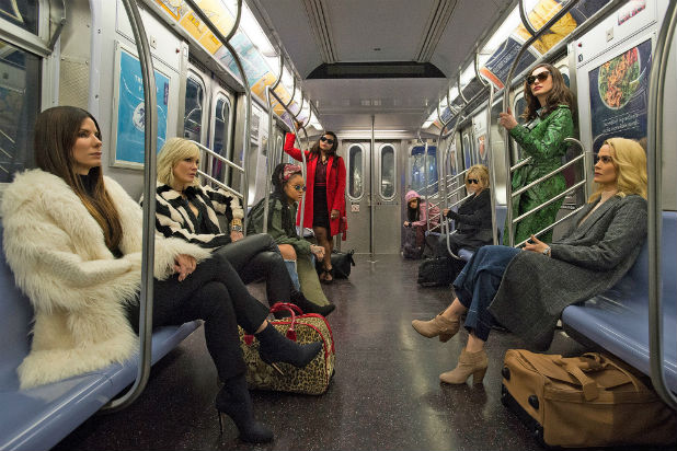 oceans 8 cast photo