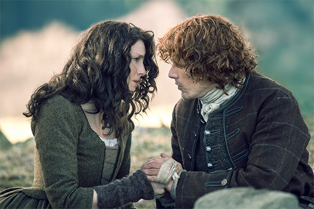 'Outlander' gets return date on Starz