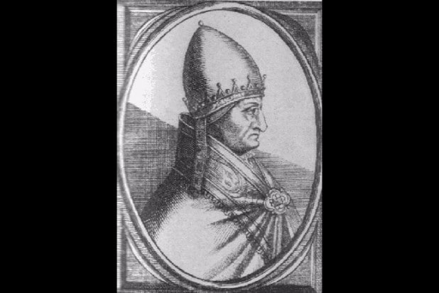 pope gregory x young pope