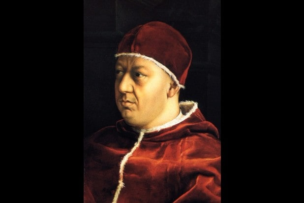 pope leo x young pope