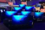 CES quantum dot tv tcl