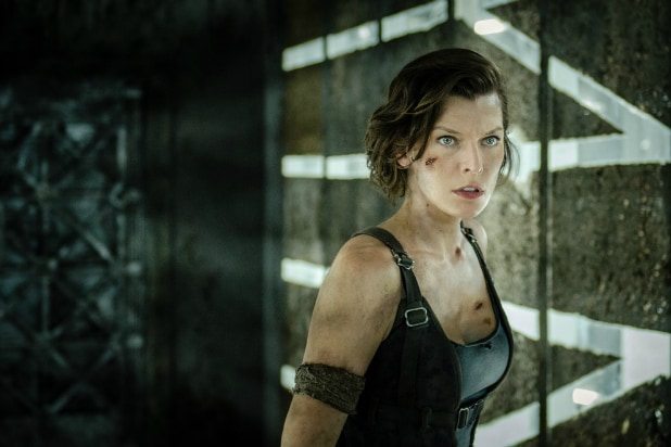 Resident Evil: The Final Chapter' Review: Milla Jovovich