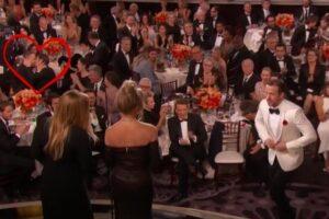 ryan gosling ryan reynolds andrew garfield kissing golden globes best actor