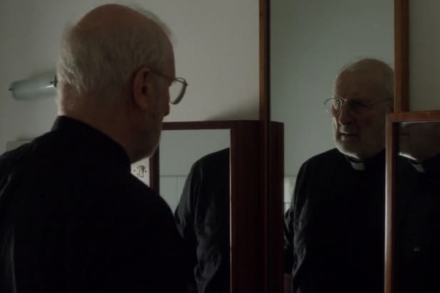 spencer james cromwell young pope hbo