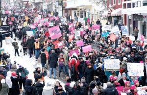 sundance women's march