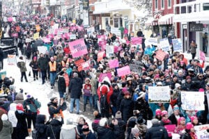 sundance women's march