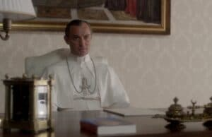 the young pope desk buzzer