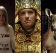 the young pope hbo characters ranked jude law sister mary kangaroo lenny