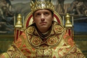 the young pope himself hbo