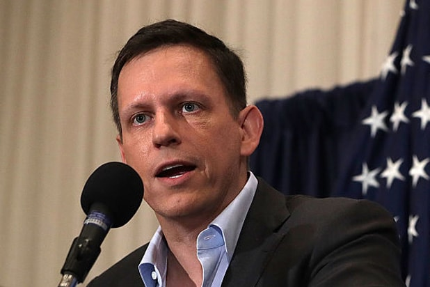 Peter Thiel Agrees Not to Buy Gawker