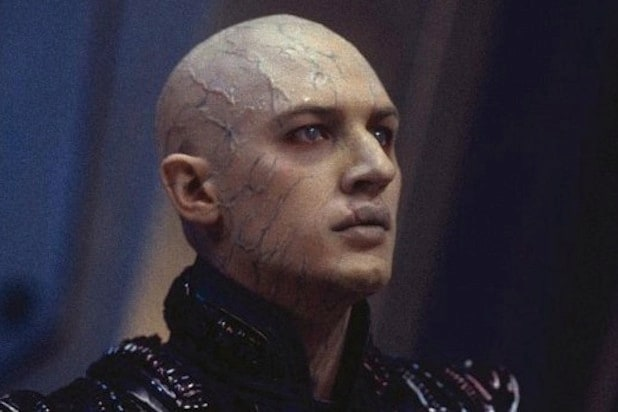 tom hardy star trek nemesis